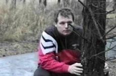 Twee lesbische ebony sletten betrapt in het bos